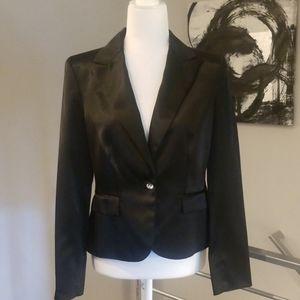 Style & Co Satin Jacket